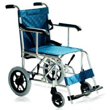 上海互邦轮椅车HBL23型 12寸后轮