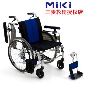 Miki 三贵轮椅车MYU-4型 大轮22寸