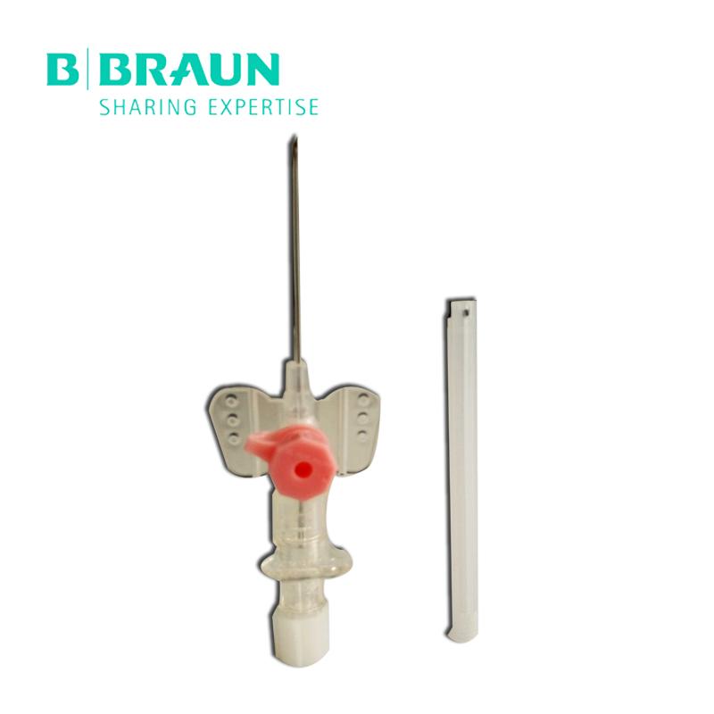 德國貝朗帶藥壺靜脈留置針