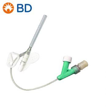 BD 碧迪静脉留置针18G Y型 密闭式  货号383005 原货号:383405