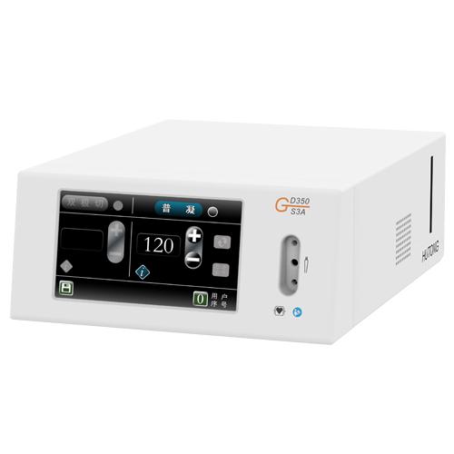 沪通高频电刀GD350-S3A 双极射频电凝型适用于神经 显微 五官 整容 手外等中小型外科手术
