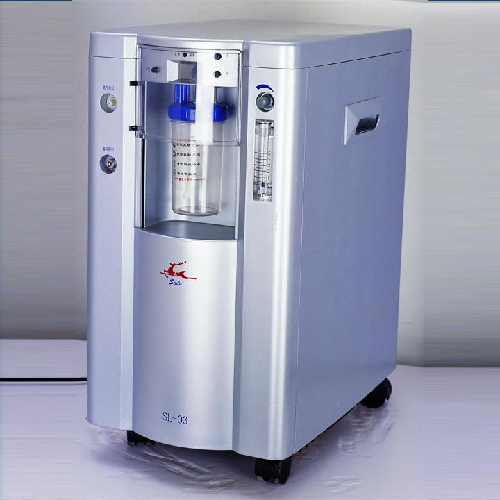 神鹿制氧机SL-03型 出氧量3升/分钟 进口分子筛