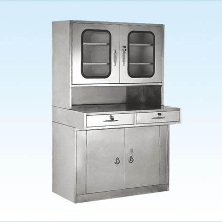 普康针剂柜G-13 不锈钢I型 1100×400/700×1750mm