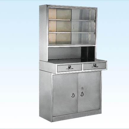 普康针剂柜G-14 不锈钢Ⅱ型 900×250/530×1750mm