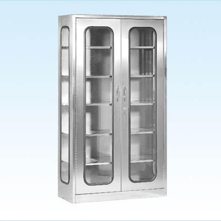 普康器械柜G-10型 不锈钢Ⅱ型 960×400×1750mm