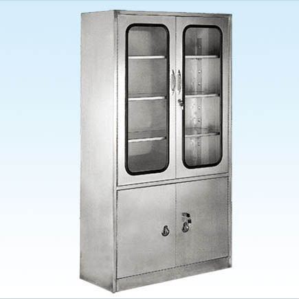 普康器械柜G-9型 不锈钢I型 960×400×1750mm