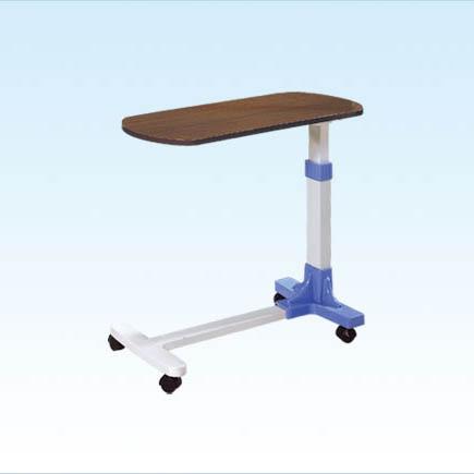 普康移动过床餐桌F-32型 795×400×700~960mm
