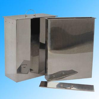 粤华洗片桶19L(5加仑) 不锈钢