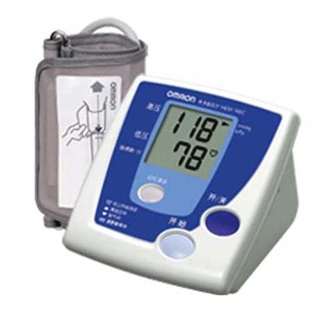 欧姆龙电子血压计HEM-446C型 全自动 上臂式