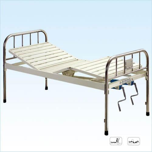 普康双摇床B-29型 不锈钢床头 2030×900×500mm