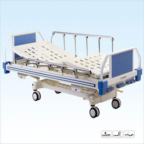 普康三摇床A-6型 扁管床头  2140×940×530~720mm