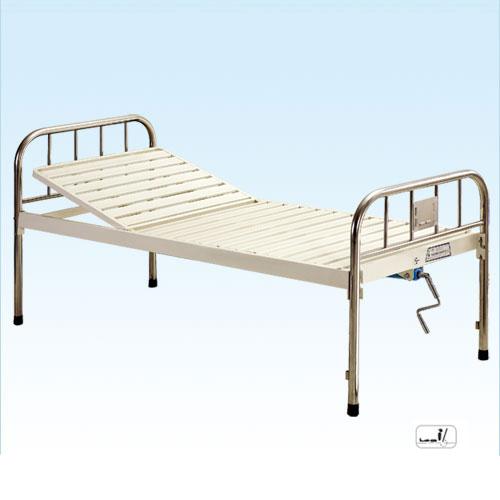 普康单摇床B-31型 不锈钢床头 2030×900×500mm