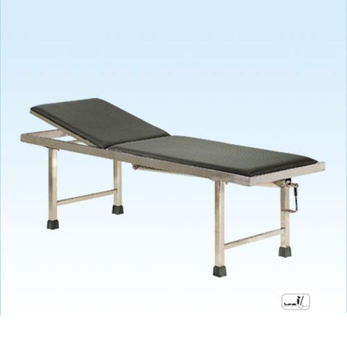 普康单摇诊查床B-40型 不锈钢  1900×650×700mm