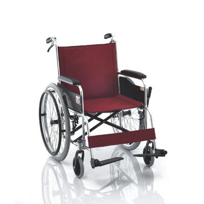鱼跃轮椅车H030型 铝合金