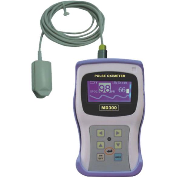 超思手持式人体氧含量监控仪MD300<SUP>A</SUP>型