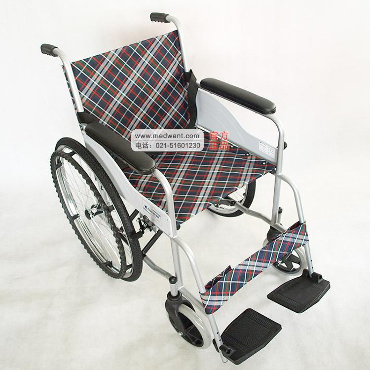 上海互邦 轮椅 HBG25型