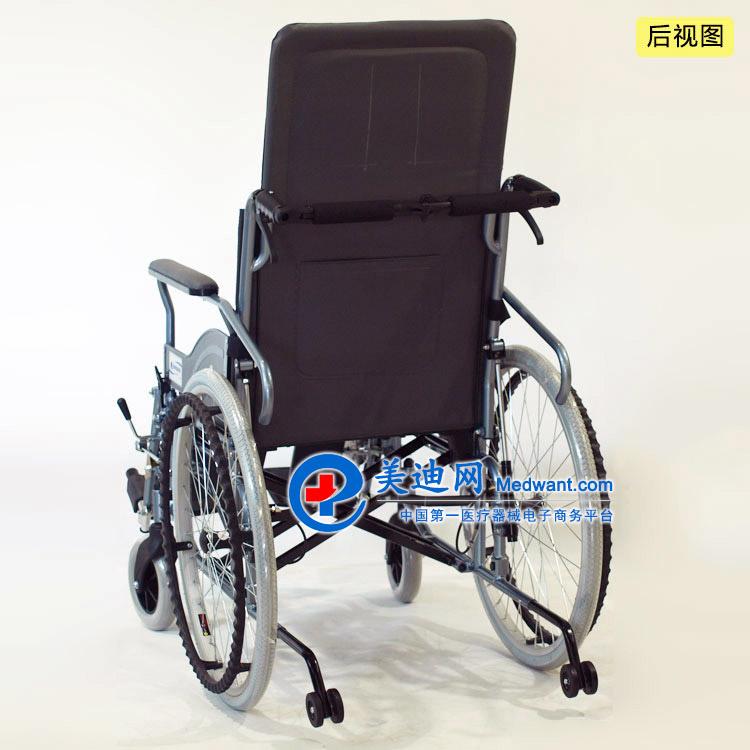 """""""上海互邦""""轮椅车 HBL10-BFQ型 8"""