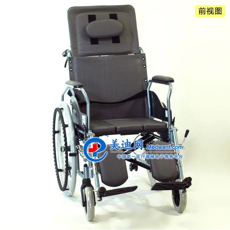 """""""上海互邦""""轮椅车 HBL10-BFQ型 18"""