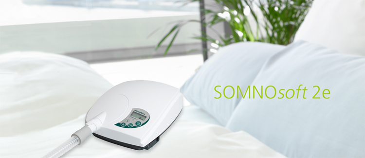 万曼SOMNOsoft 2e 单水平呼吸机 德国原装进口