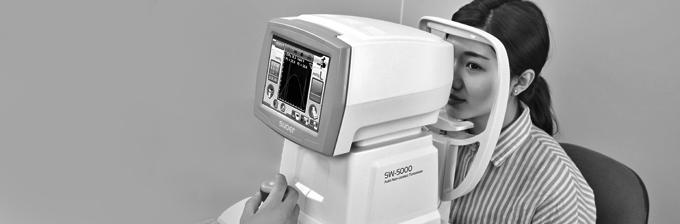 索维 非接触眼压计 SW-5000
