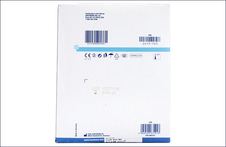 保赫曼妙膜透明伤口敷贴 10cm×12.5cm
