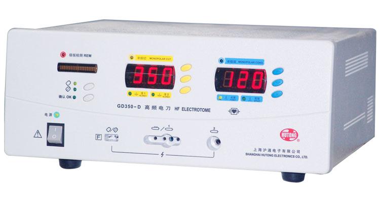 高频电刀 沪通高频电刀 氩气控制仪