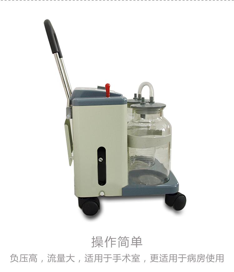 斯曼峰 电动吸引器 YB-DX23D 斯曼峰高负压吸引器