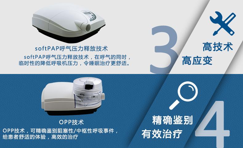 德国万曼呼吸机SOMNObalance e 自动单水平 产品特点优势