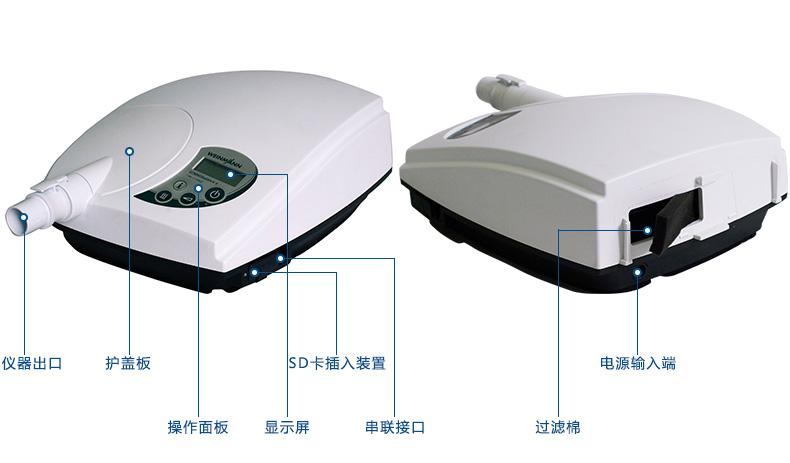 德国万曼呼吸机SOMNObalance e 自动单水平 产品基本信息