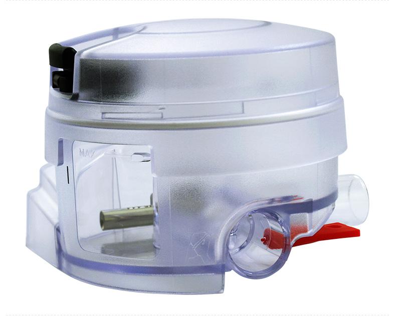 德国万曼呼吸机SOMNObalance e 自动单水平 产品实拍图加湿器
