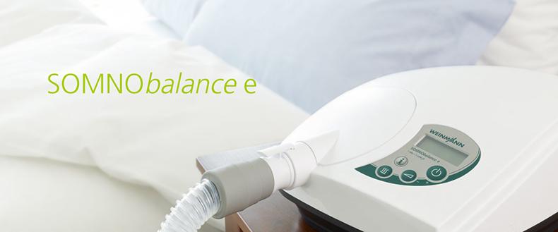德国万曼 SOMNO balance e 全自动单水平呼吸机