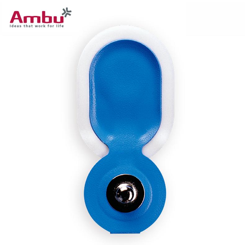 丹麦安保 AMBU 心电电极片 BlueSensor 蓝点电极片