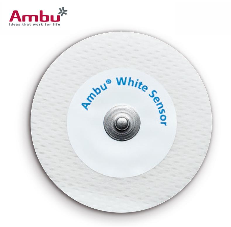 丹麦安保 AMBU 心电电极片 WhiteSensor 蓝点电极片