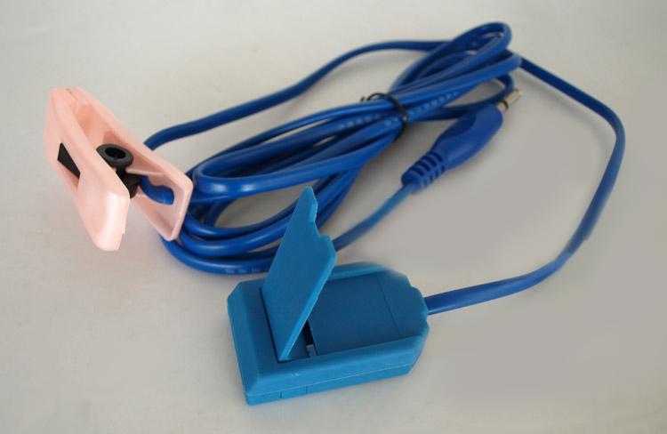 沪通  粘贴极板电缆  EC03 圆头