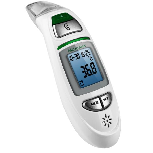 德國MEDISANA 額溫槍 紅外線測溫儀 醫用額溫儀