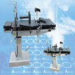 灵康电动手术台LDS-2A型 多功能电动平移 双层台面