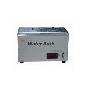 正基数显恒温水浴锅HH-S6 单列六孔