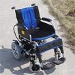 WISKING 上海威之群电动轮椅车Wisking-1023莱特 英国进口控制器320W电机  35AH电池
