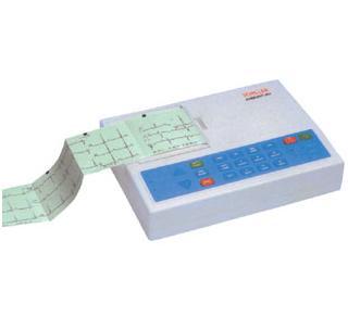 席勒心电图机AT-1 十二导12导联同步采集,3通道打印
